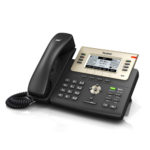 Executive or secretary phone. Support 6 SIP accounts.